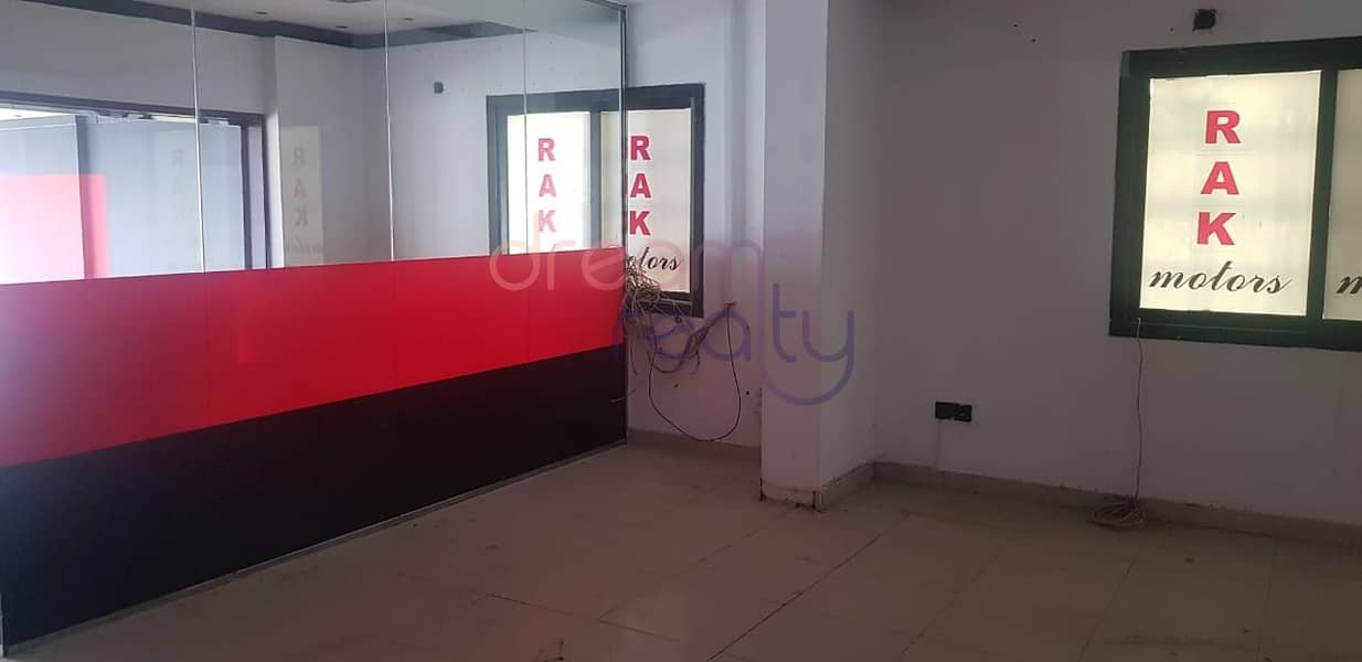 5 Showroom For Rent in Ajman Rashidiya