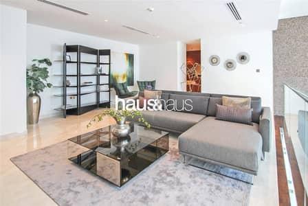 بنتهاوس 4 غرف نوم للبيع في دبي مارينا، دبي - 4 Bedrooms Duplex Penthouse | Vacant | Maids