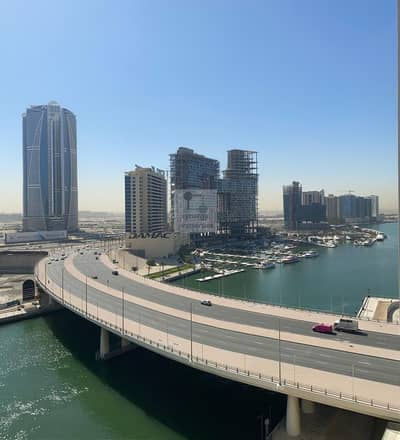 3 Bedroom Flat for Rent in Business Bay, Dubai - Clear Canal View.  Gas & Wifi (limited) Included