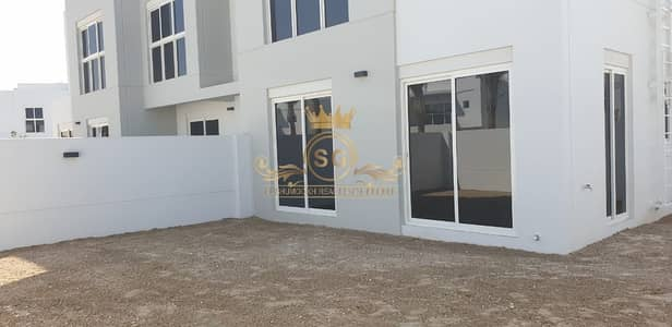 فیلا 4 غرف نوم للبيع في مدن، دبي - Single Row | Close to Entrance | 4 Bed End Unit