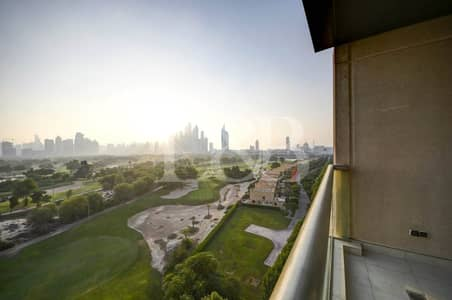 Golf Course View | High Floor | Vacant