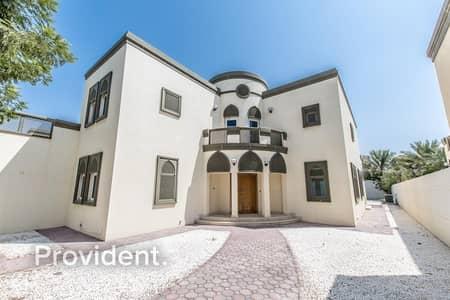 5 Bedroom Villa for Rent in Jumeirah Park, Dubai - 5Bedroom | Regional Type | Single Row