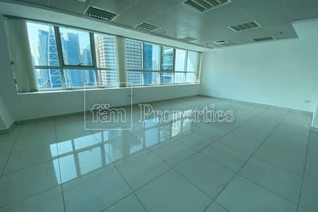 Office for Rent in Jumeirah Lake Towers (JLT), Dubai - Fitted | Open Plan | Park View | Armada 2