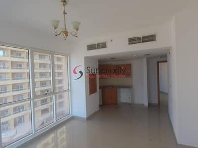 فلیٹ 1 غرفة نوم للايجار في مدينة دبي للإنتاج، دبي - With Parking   Unfurnished   Lakeside Tower A 1 Bedroom for rent