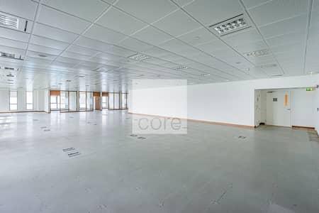 مکتب  للايجار في منطقة الكورنيش، أبوظبي - Mid Floor   Fitted Office   Well Located
