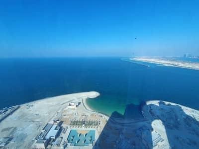 فلیٹ 3 غرف نوم للبيع في مارينا، أبوظبي - 100% Seaview  High Floor   5 Star Facilities