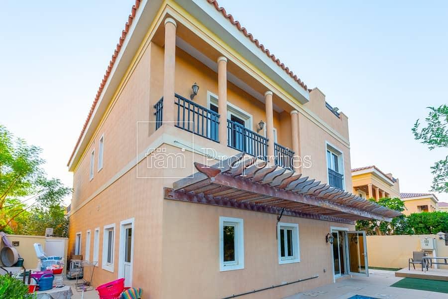 2 Huge Plot |5-bedroom Villa with Swimming Pool