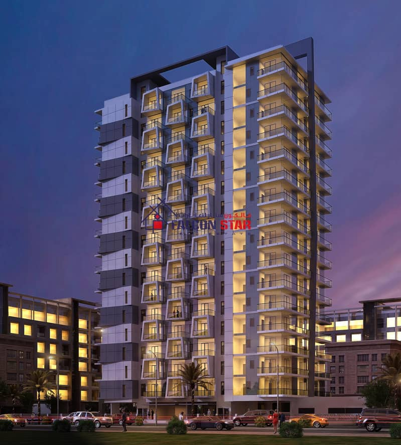 14 LUXURIOUS 1 BEDROOM - HIGH QULAITY FINISING l BEST LAYOUT WITH 5 YRS POST HANDOVER