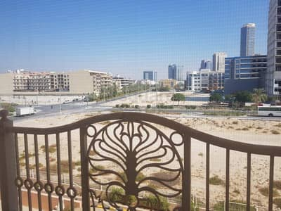 Studio for Rent in Jumeirah Village Circle (JVC), Dubai - Studio apt converted to 1 Bedroom || Chiller Free