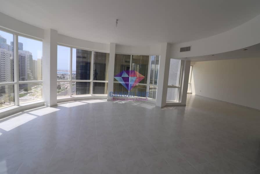 2 Modern Design Grand Spacious 3BR+Maids room