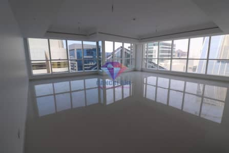 2 Bedroom Flat for Rent in Airport Street, Abu Dhabi - SEA View Luxury 2 Master BR with Maids room
