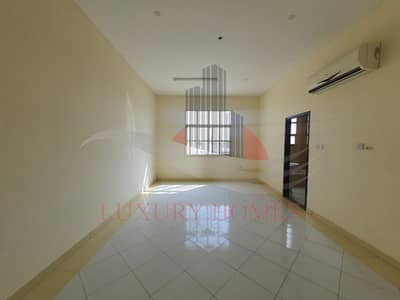 Spacious with Maintenance and Maids Room