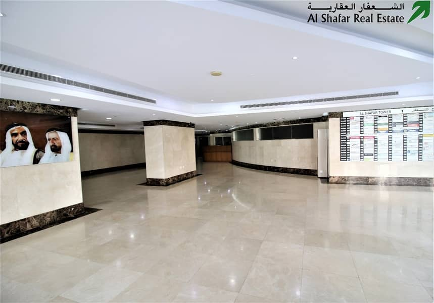 2 Spacious Fitted Office | Near Metro | Maintenance Free