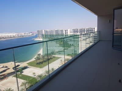 2 Bedroom Apartment for Rent in Al Raha Beach, Abu Dhabi - Beach access! Full sea view 2 Bed with appliances