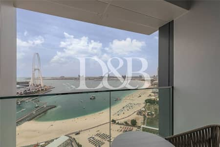 بنتهاوس 4 غرف نوم للبيع في جميرا بيتش ريزيدنس، دبي - 5 STAR LUXURY 4BR PENTHOUSE | FULL SEA VIEW