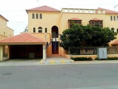 فیلا في قرية ساس النخل 4 غرف 165000 درهم - 4866119