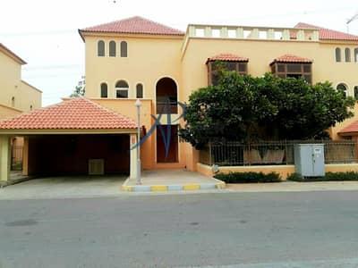 4 Bedroom Villa for Rent in Sas Al Nakhl Village, Abu Dhabi - Lowest Price 4BR+M | 0% COMMISSION | 12 Cheques | SAS AL NAKHEL