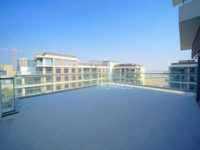 3 Bedroom Flat for Rent in Dubai Hills Estate, Dubai - 3Bed+Maids Duplex Penthouse | Pool View