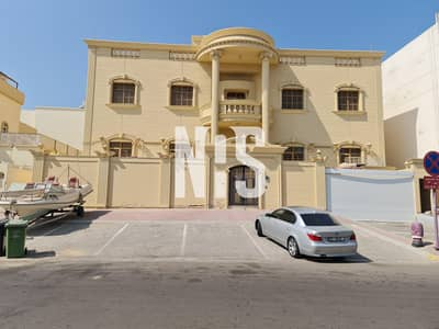 6 Bedroom Villa for Sale in Al Bateen, Abu Dhabi - Villa 6 Bedrooms including 2 suites - Special specifications for sale