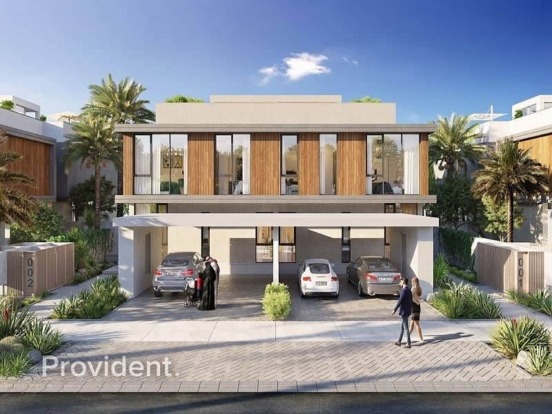 7 Luxurious Semi Detached with Roof Terrace