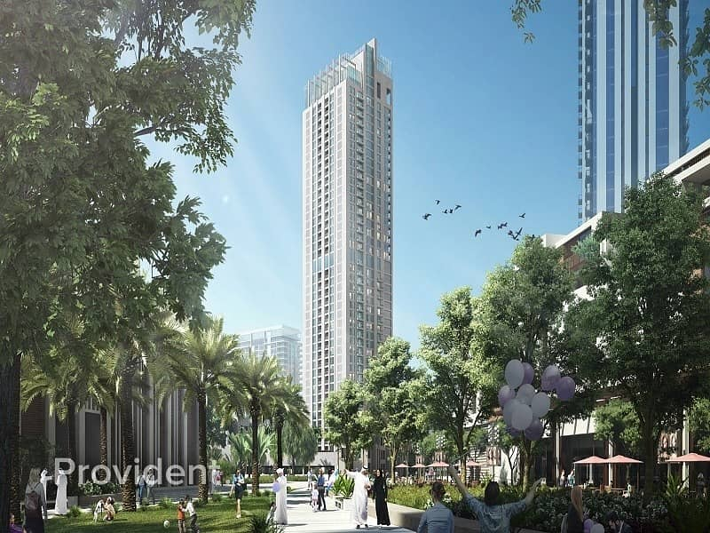8 Resale | Full Park view | 25/75 Payment Plan Offer