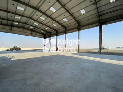 Warehouse for Sale in Dubai Industrial Park, Dubai - New Open Shed | 12 m | Office Block - For Sale