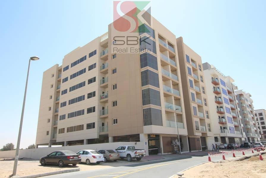 2 Spacious Chiller Free Studio For Rent In Dubailand With 1 Month Free