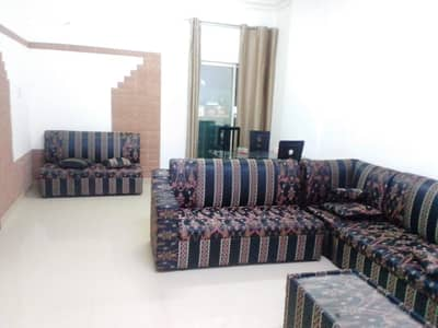 1 Bedroom Apartment for Rent in Al Nuaimiya, Ajman - 1 Bed Room Hall Fully Furnished