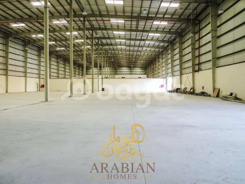 2 BRAND NEW WAREHOUSE IN ICAD 3