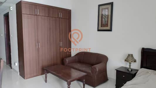 Studio for Rent in Dubai Sports City, Dubai - Spacious Furnished Studio | Amazing Layout