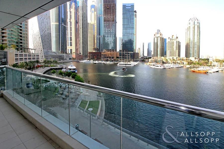 2 Indoor Terrace   Panoramic Marina Views