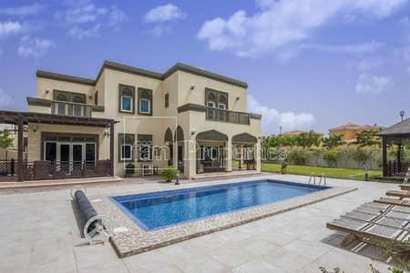 Most Glorious Villa in Jumeirah Park   Vacant Soon