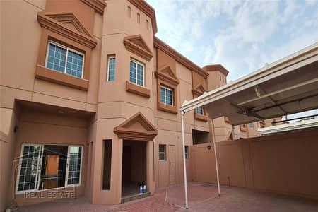 فیلا 4 غرف نوم للايجار في المنارة، دبي - Prime Location | Sauna | 13 Month Deal