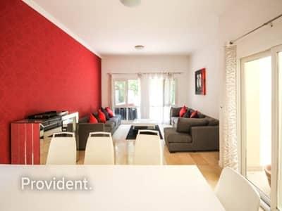 فیلا 4 غرف نوم للايجار في السهول، دبي - Upgraded and Well-maintained Villa | Spacious