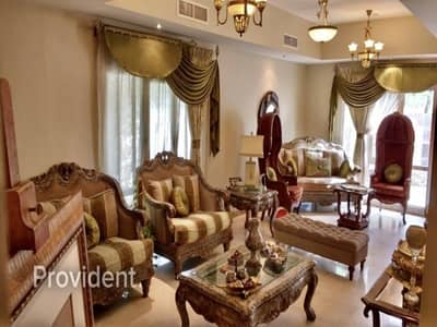 6 Bedroom Villa for Sale in The Meadows, Dubai - Vacant|Type 9|Exceptional Location