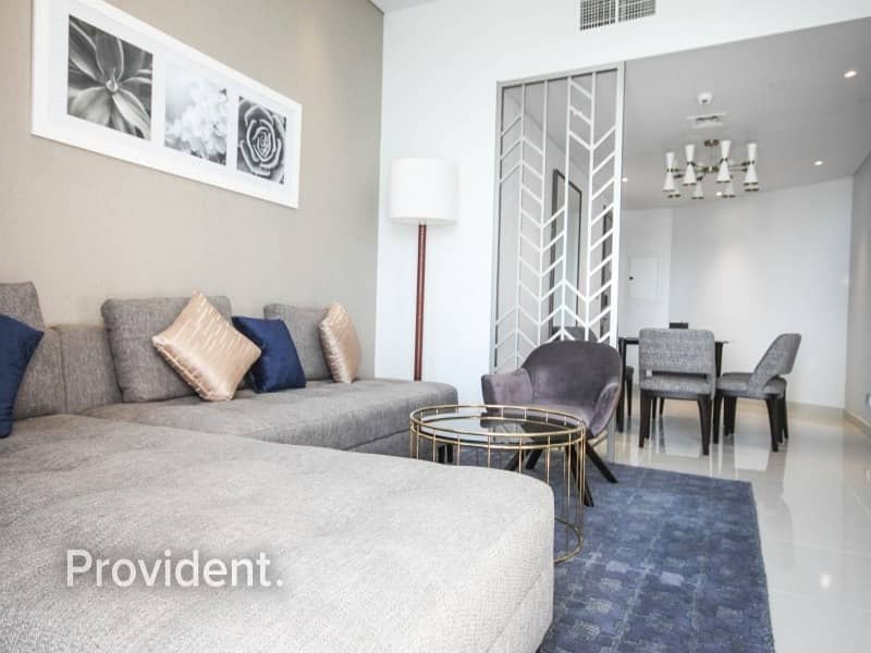 Contemporary and Luxury Furnished | Heart Of Dubai