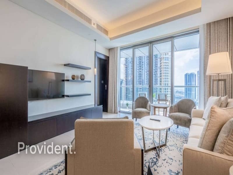 2 Luxuriously Furnished | Burj Khalifa View