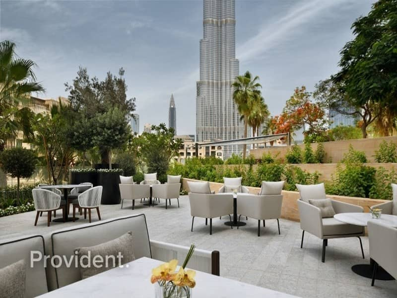11 Luxuriously Furnished | Burj Khalifa View