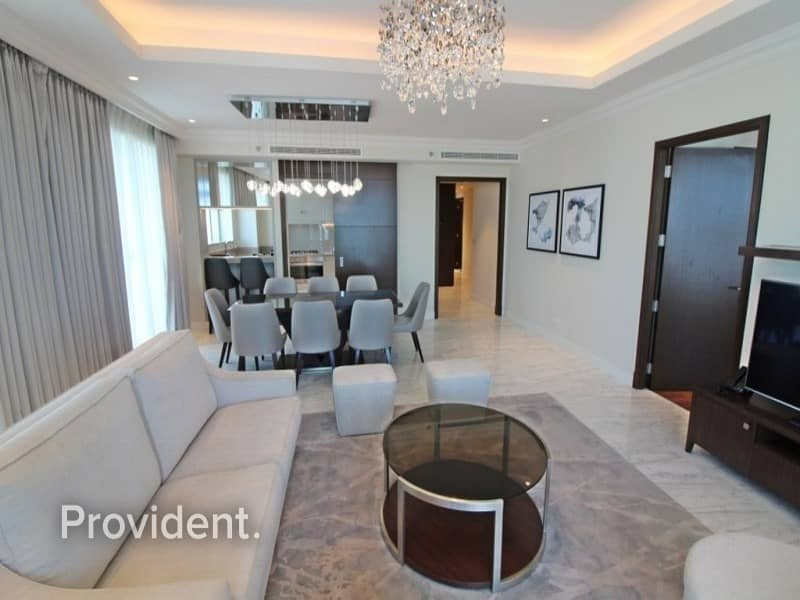 2 Furnished and Serviced