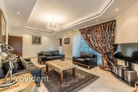 فلیٹ 3 غرف نوم للبيع في دبي مارينا، دبي - Vacant | Furnished | High Floor | Maids Room