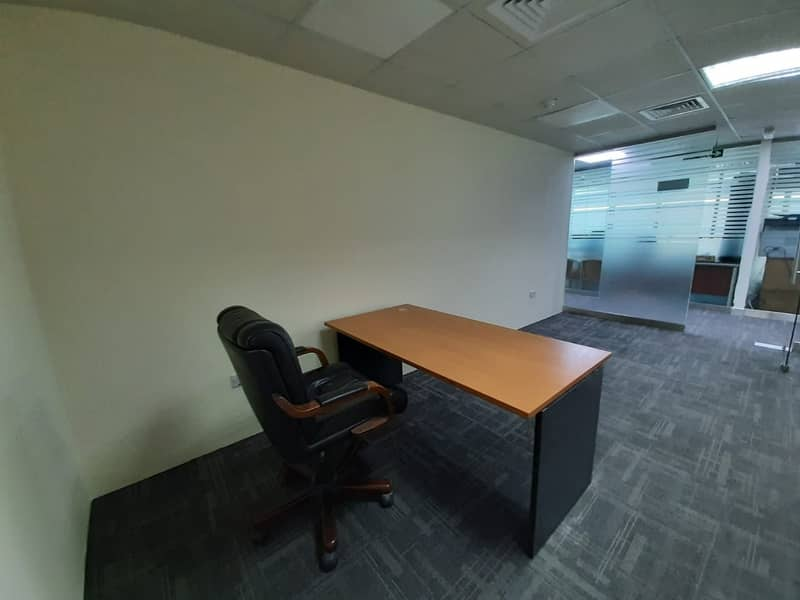 Elegant Office that suits to any kind of business