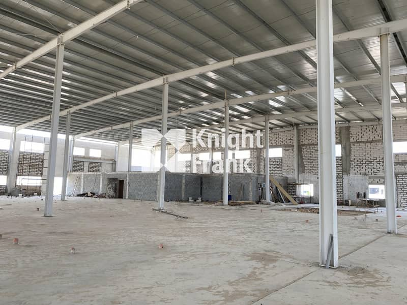 14 New Warehouse For Rent | Factory | Built-to-Suit