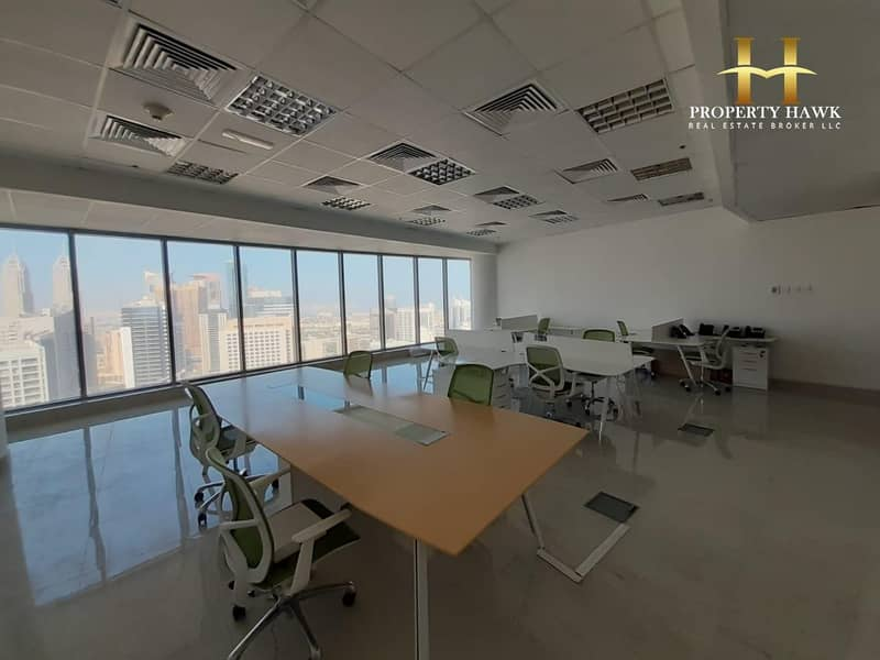 Vacant Office | Open Space | Sea View | Near Metro