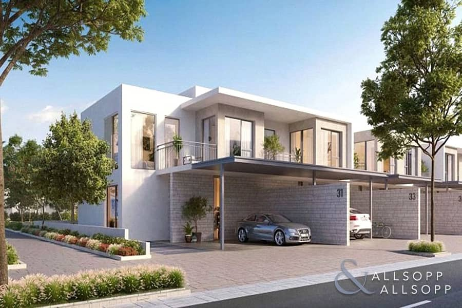 2 3 Beds | Single Row | Close To Entrance