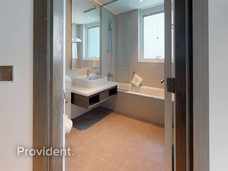 15 Amazing Brand new and Fully Furnished|Facing Canal