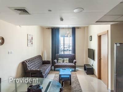شقة 1 غرفة نوم للبيع في مثلث قرية الجميرا (JVT)، دبي - Well Maintained | Community View | Vacant Now
