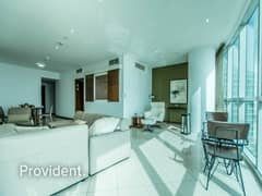 Near to DXB Airport, Freehold 2B/R+M Apt