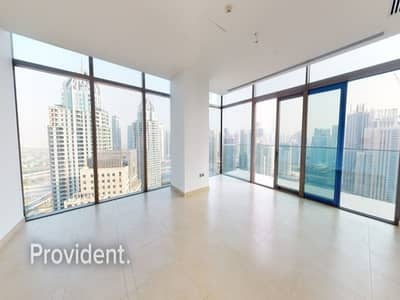 4 Bedroom Apartment for Sale in Dubai Marina, Dubai - Rare 4BR+Maids|Panoramic Marina View|Move In Ready
