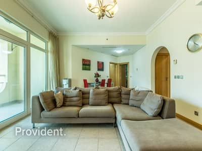 2 Bedroom Flat for Rent in Palm Jumeirah, Dubai - 6 CHEQUES   Riva Beach   Fully Furnished   Vacant