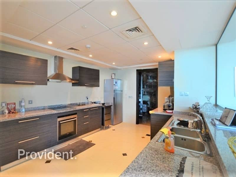 14 High Floor with Marina View   3 Parking Spaces